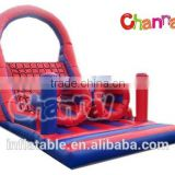 2016 hot sales obstacle course inflatables/boot camp inflatable obstacle course/commercial indoor obstacle course