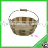 Promotional wooden barrels for sale&decorative mini wooden barrels&wooden sauna barrel