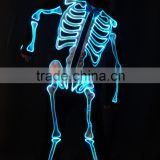 bones skeleton halloween horror fancy dress costume