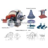 Universal dividing head, dividing head, universal indexing head