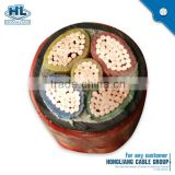 armoured cable Xlpe swa pvc power supply cable copper conductor 5 core copper power cable