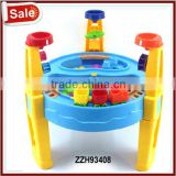 Summer sand and water table,kids beach toy