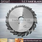 Japan SKS-51 saw blank good Wear-resisting Scoring tungsten carbide tipped Circular Saw Blade