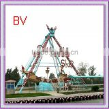 [Ali Brothers]2012 wonderful amusement equipment playground pirate ship unique aquarium decorations