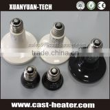 Infrared ceramic heater lamps, far infrared ceramic heating element