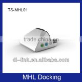 Factory direct supply! MHL docking station,docking charger for samsung galaxy note i9220