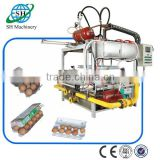 stable final product quality egg tray making machine india/egg carton line/egg basket machine