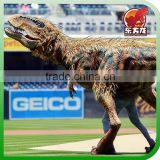 Hot sale amusement realistic t rex dinosaur costume