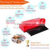 High Quality Vacuum Sealer, Automatic Handheld Vacuum Packing Machine, Mini Vacuum Sealing System for Fruit Refreshment