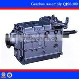 Kinglong Bus Gearbox S6-100 Manual Transmission Assembly