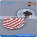 Colorful airline product disposable plastic candy dishes