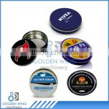 Automatic Making Machine for Skin Care Product Shoe Polish Leather Cream Tin Can