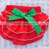 Wholesale satin diaper covers bloomer in a variety of colors newborn baby boutique underwear ruffle shorts xxx sew photo