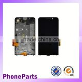mobile phone for black berry z30 lcd