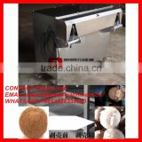 High efficiency coconut dehusking machine/ coconut husk remover/ coconut dehusker
