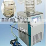 drying equipment lab vertical Lyophilizer TOPT-18C Manifold type freeze drier price