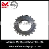 construction machinery undercarriage parts track roller upper roller for CAT