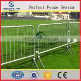 cheap Crowded Control Pedestrian barricade queue control in road safety or traffic barrier