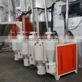 PET crystallizer & dehumidifier machine