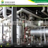 Best project used vegetable oil for biodiesel making bio diesel plant