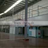 Powder Coating System equiped with powder coating oven, coating spray gun, recovery systems in jihai