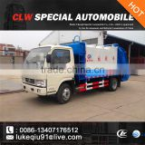 DONGFENG KINGRUN 4*2 Garbage Compactor vehicle 12CBM