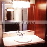 1.3-6mm Beveled Mirrored Glass Tiles with AS/NZS2208:1996