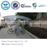2015 hot selling bike storage shed bike storage shelter pocket shelter with sturdy construction