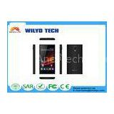 WZ450 Mobile Phones With 4.5 Inch Screen 4g MT6582 5MP Dual Camera Pink Android 3g