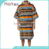 China Textiles Terry Bath Towel Super Terry Velour Cloth Poncho