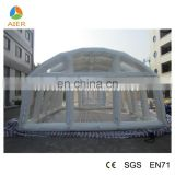 luxury inflatable pool tents for sale