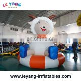 Giant Inflatable Sheep For Outdoor Showing