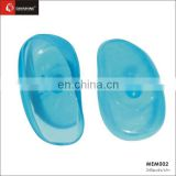 Popular Plastic hair salon ear protector ruber ear