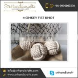 Modern Design Optimum Quality Monkey Fist Rope Knots for Wholesale Purchase