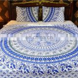 Queen Size Indian Mandala Duvet cover Throw Dona Cover SSTH54