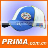 2015 New design custom baseball or soccer team cotton cap & hat
