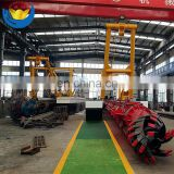 Philippines 10 inch Cutter Suction Sand Dredger For Sale