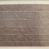 classical lightweight  Soft flexible stone tile for  rampart brick