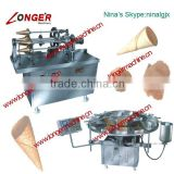 Ice Cream Waffle Cone Maker|Ice Cream Cone Rolling and Baking Machine|Cone Ice Cream Machine