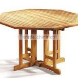 Latest design - acacia furniture vietnam octagonal table - outdoor leisure furniture octagonal table - best buy vietnam octagona