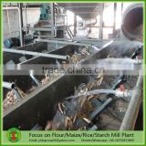 Good quality cassava processing plant/cassava starch plant/cassava starch machine made in china