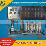 Deionized /EDI water desalination plant