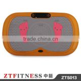 crazy fit massage loss weight vibration machine fitness machine