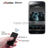 Multifunction Music Media Bluetooth remote shutter button for android and IOS mobile phones