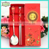 Cheap stainless steel chopsticks and spoon cheap wedding souvenirs                                                                         Quality Choice