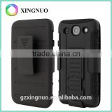 Heavy Duty Black Color Belt Clip Case for LG Optimus G Pro E980 E989
