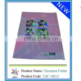 2013 Online corporate stationery folders