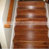 Acacia walnut solid wood stair treads