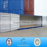20ft 40ft shipping container open side container shipping container to dar es salaam (easy for loading)