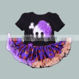 wholesale petti romper hallowmas infant tutu rompers baby clothes girl halloween baby romper set